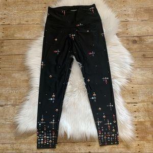 Victoria's Secret Sport black gem leggings